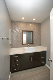 Half and Guest Bathroom
